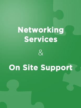 IT Solutions: Networking Services & On Site Support